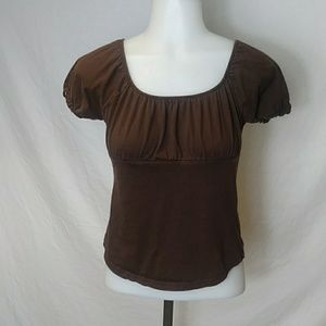Brown Limited shirt